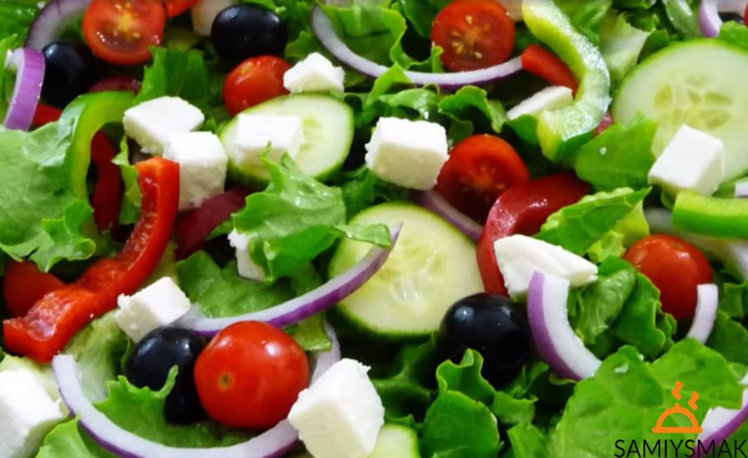 Рецепт заправки для греческого салата