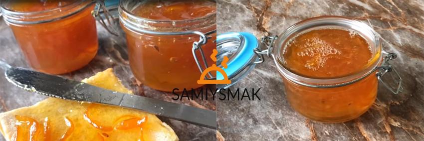 Классическое апельсиновое варенье