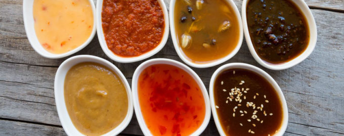 Домашние соусы для салатов