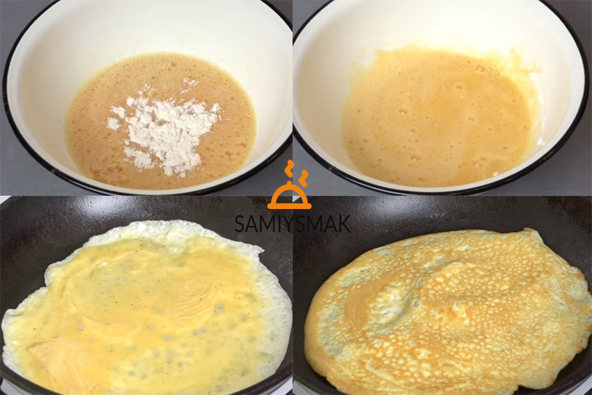 Как приготовить салат с яйцом