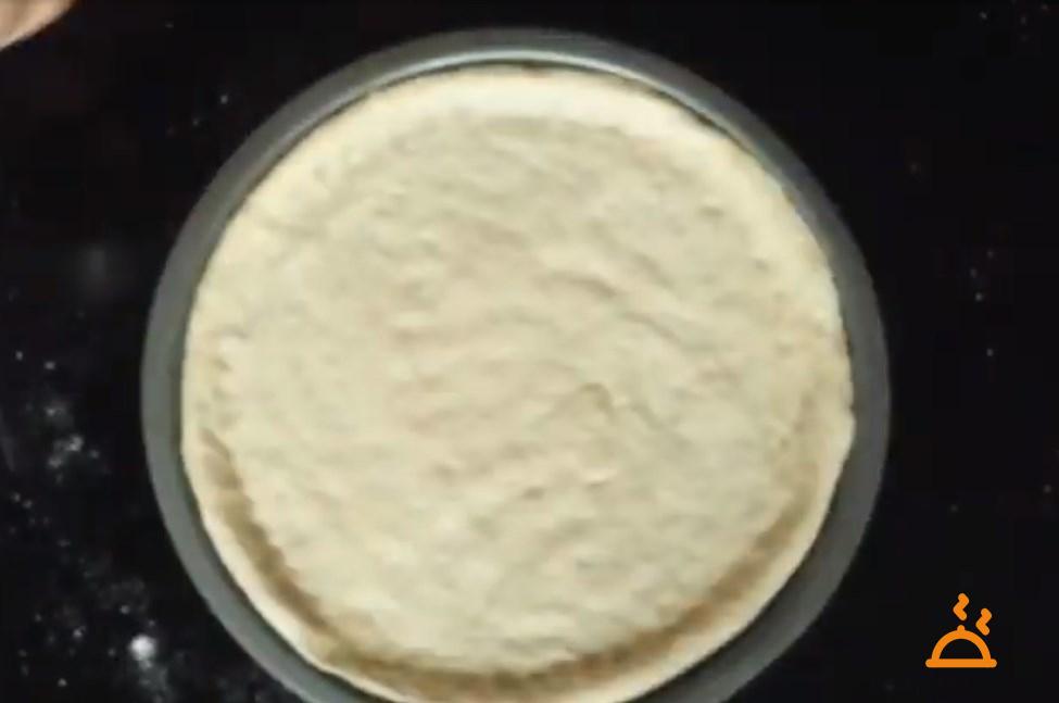 Тесто для пиццы в домашних условиях