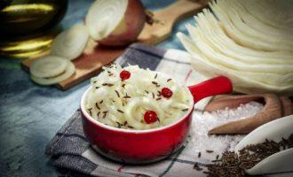 Старинные рецепты квашеной капусты