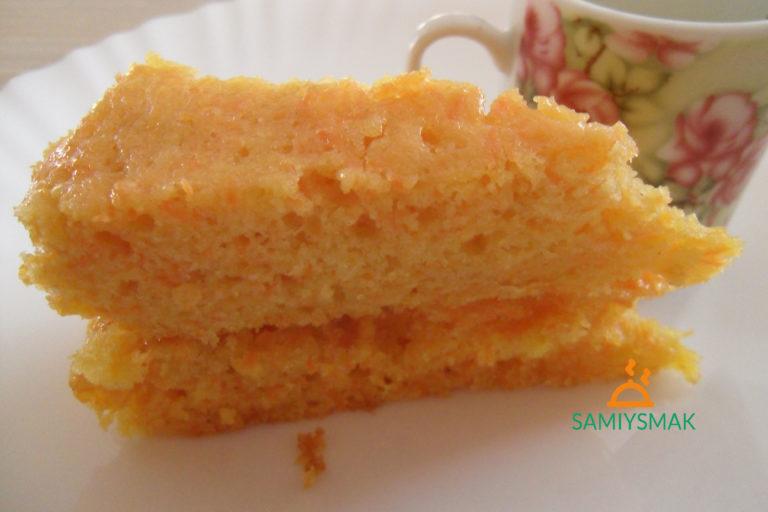 Морковный кекс - готовим дома быстро и вкусно