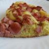 Пирог с сосисками в духовке рецепт пошаговый