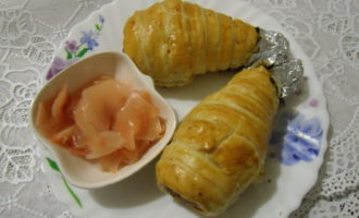 Вкусные куриные голени в тесте