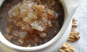 Рецепт варенья с имбирем и лимоном дынное