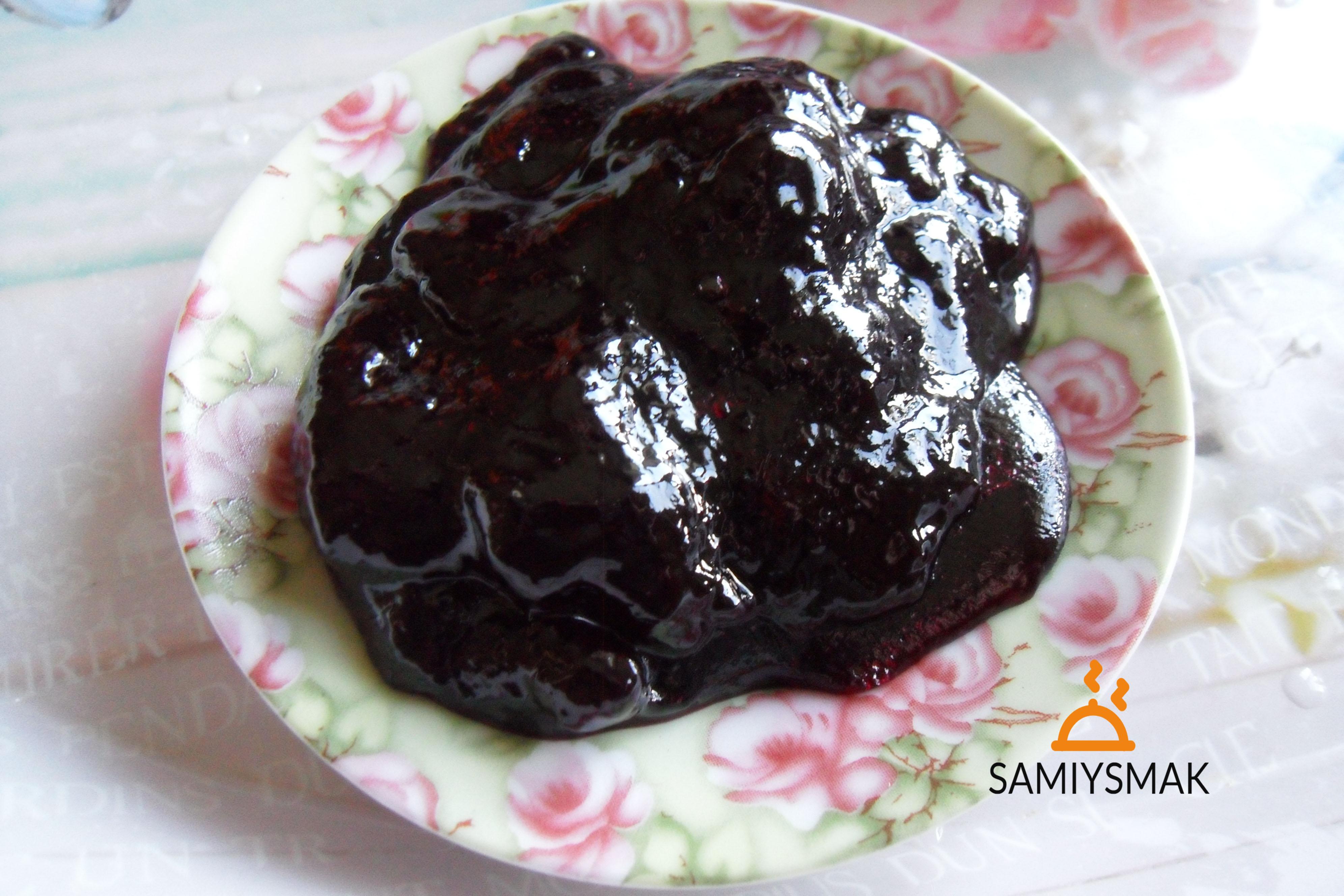 Густое варенье из винограда