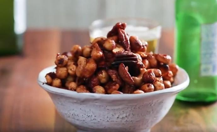 Пивные орешки