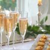Закуски к шампанскому на Новый год