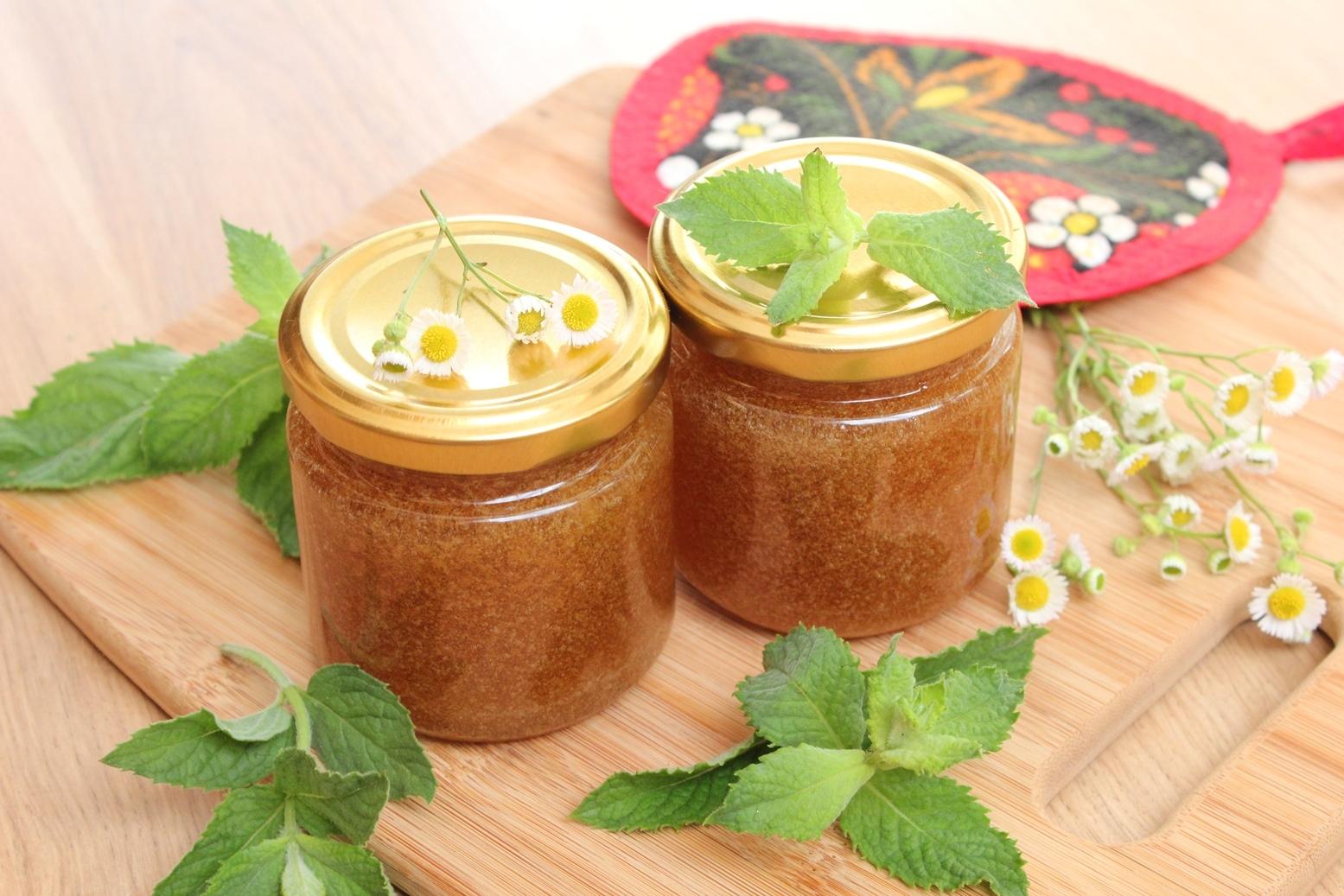 Мятное варенье с лимоном «Янтарное»: лучший рецепт с фото — Самый Смак