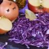 Простой салат из капусты с майонезом