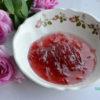 Варенье из роз с лимоном