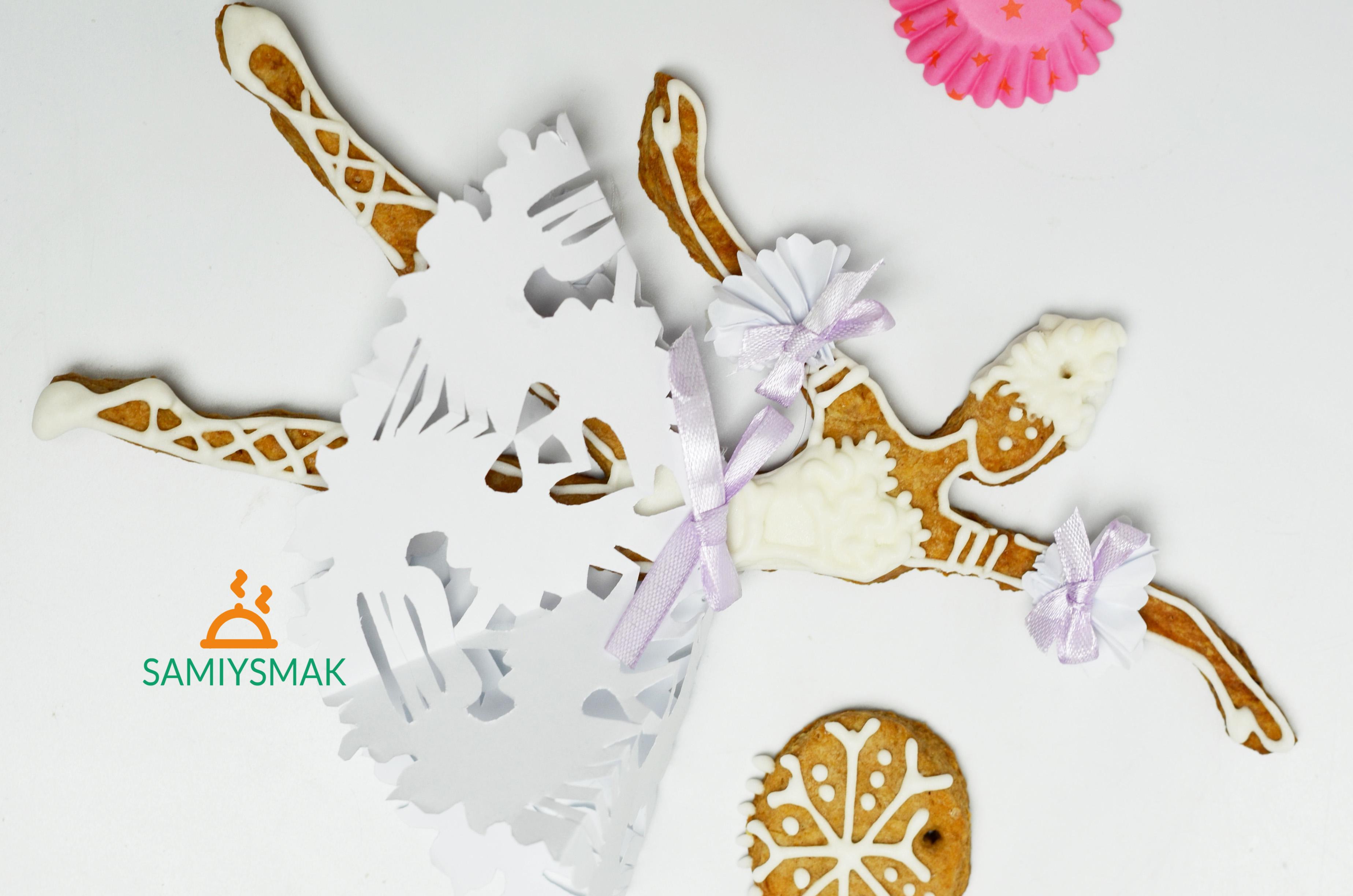 Фото балерины из печенья