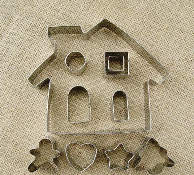 Нержавеющие формы для дома