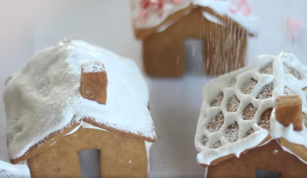 Готовые домики без меда