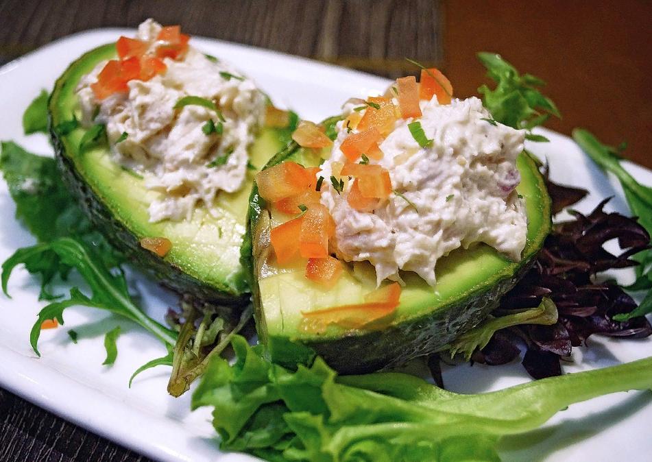 Вкусный паштет из авокадо