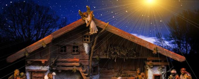 Стихи про Рождество для детей