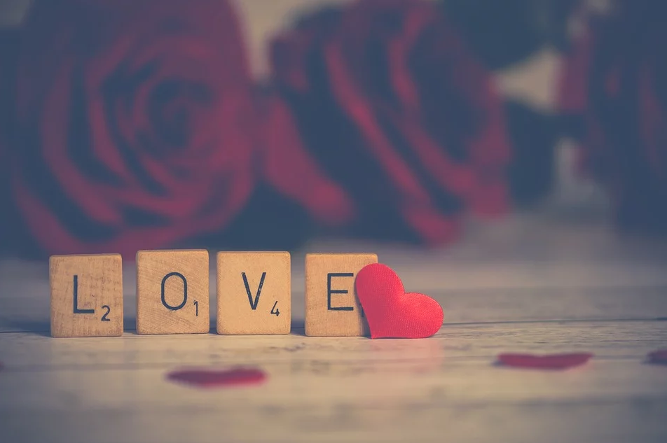 Любовь на кубиках