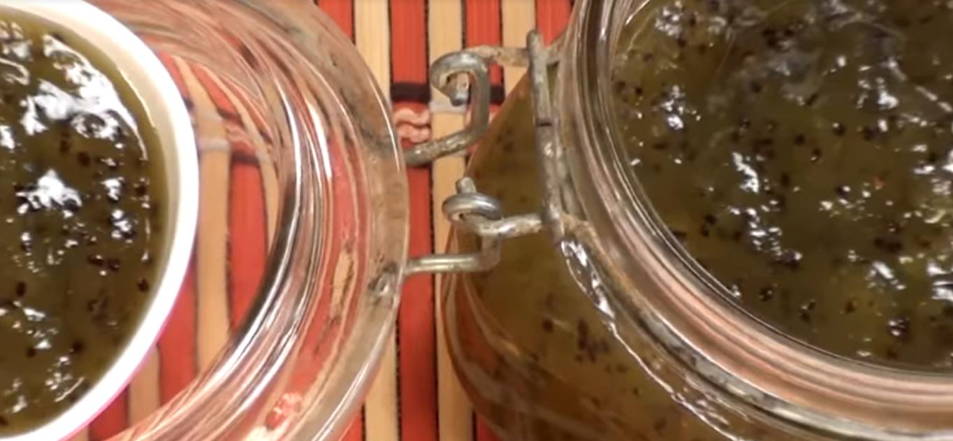 Варенье из киви на зиму рецепт с фото пошагово