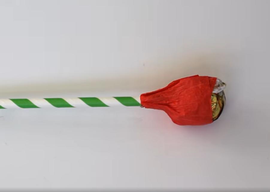 Заготовка из конфеты