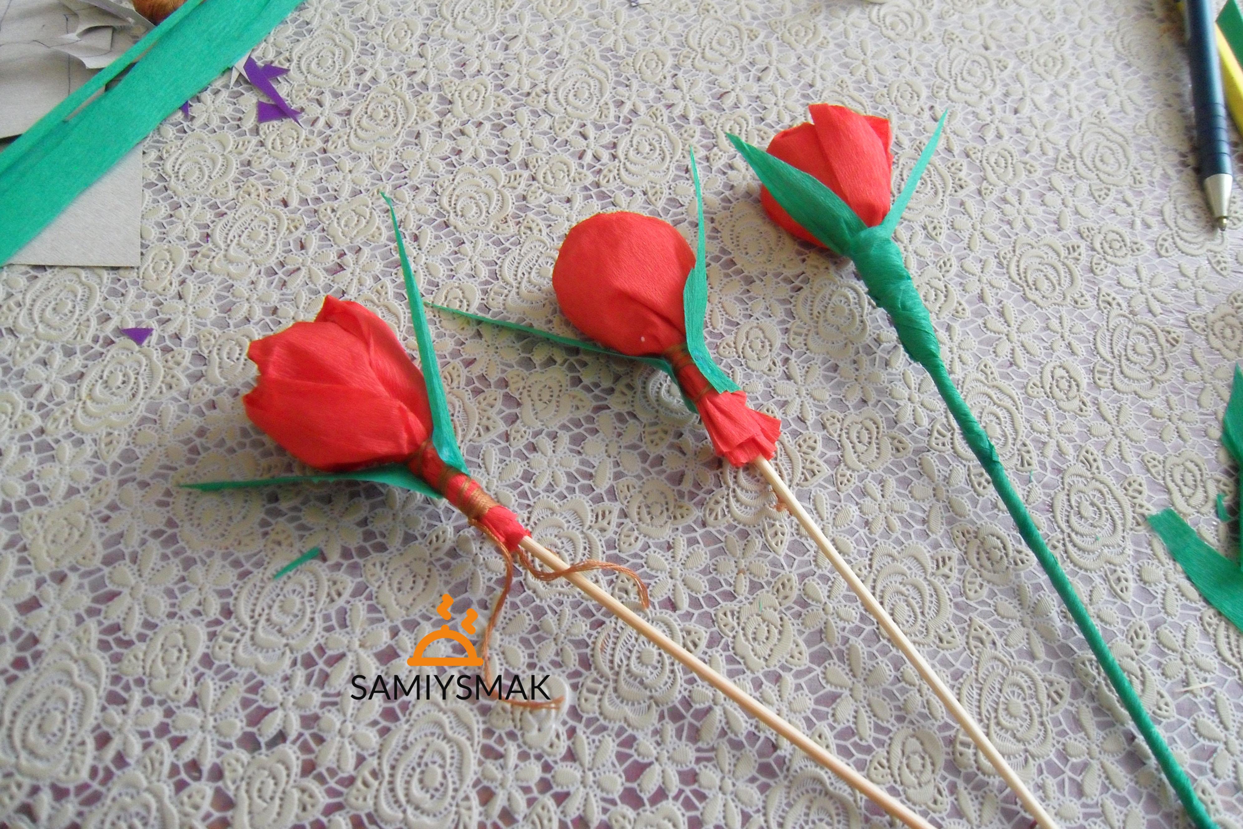 Основание цветков