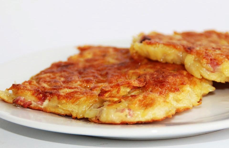 Мини-пицца на сковороде