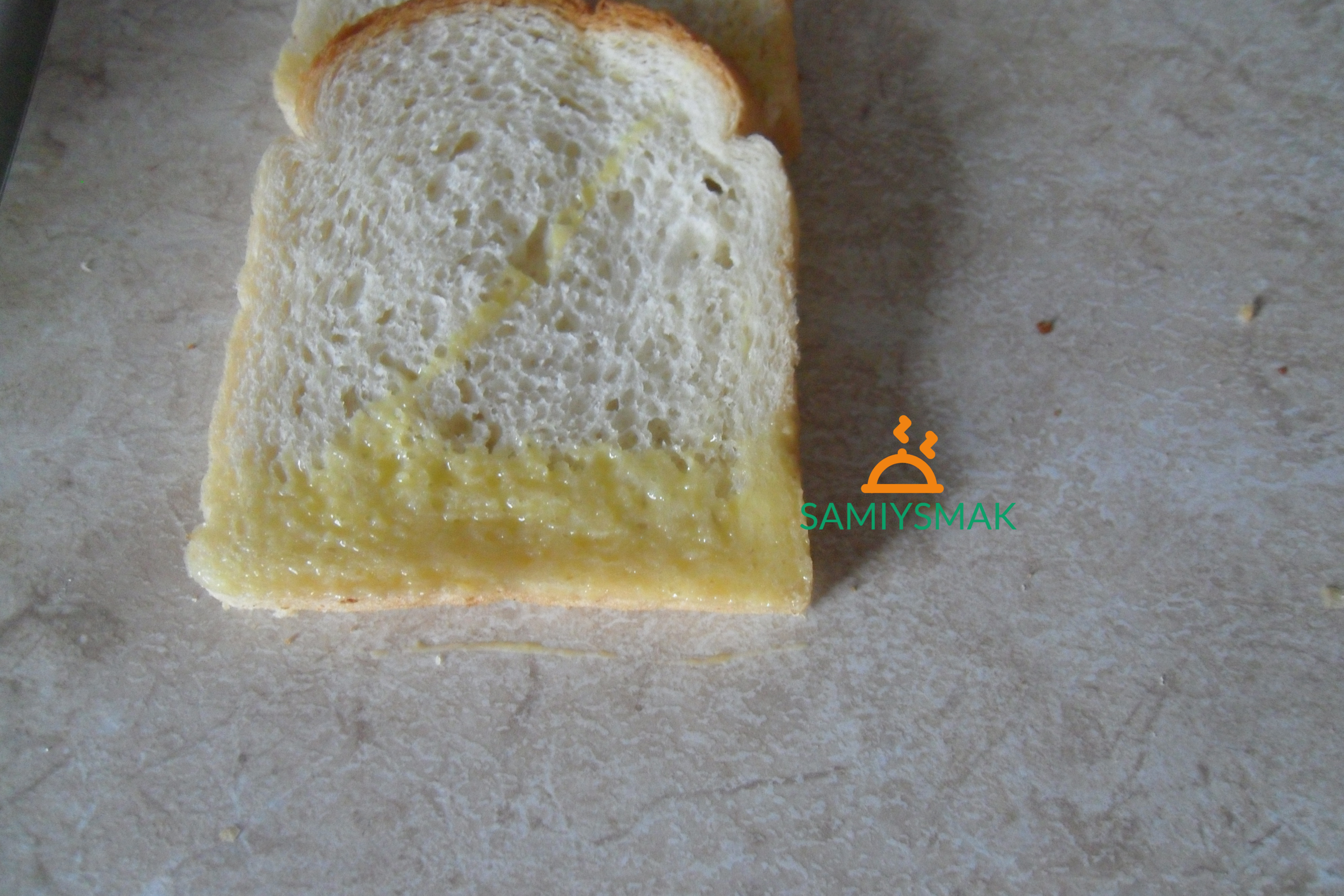 Слой хлеба