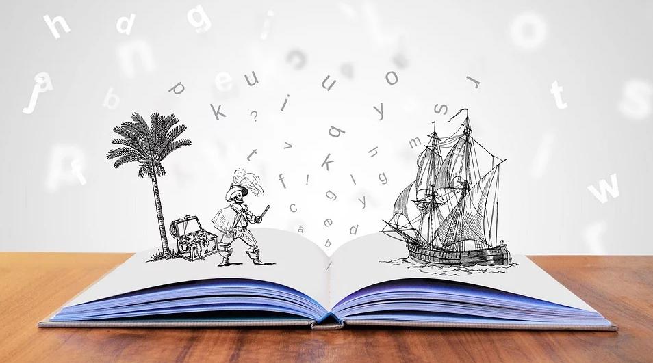 Стихи из книги детской