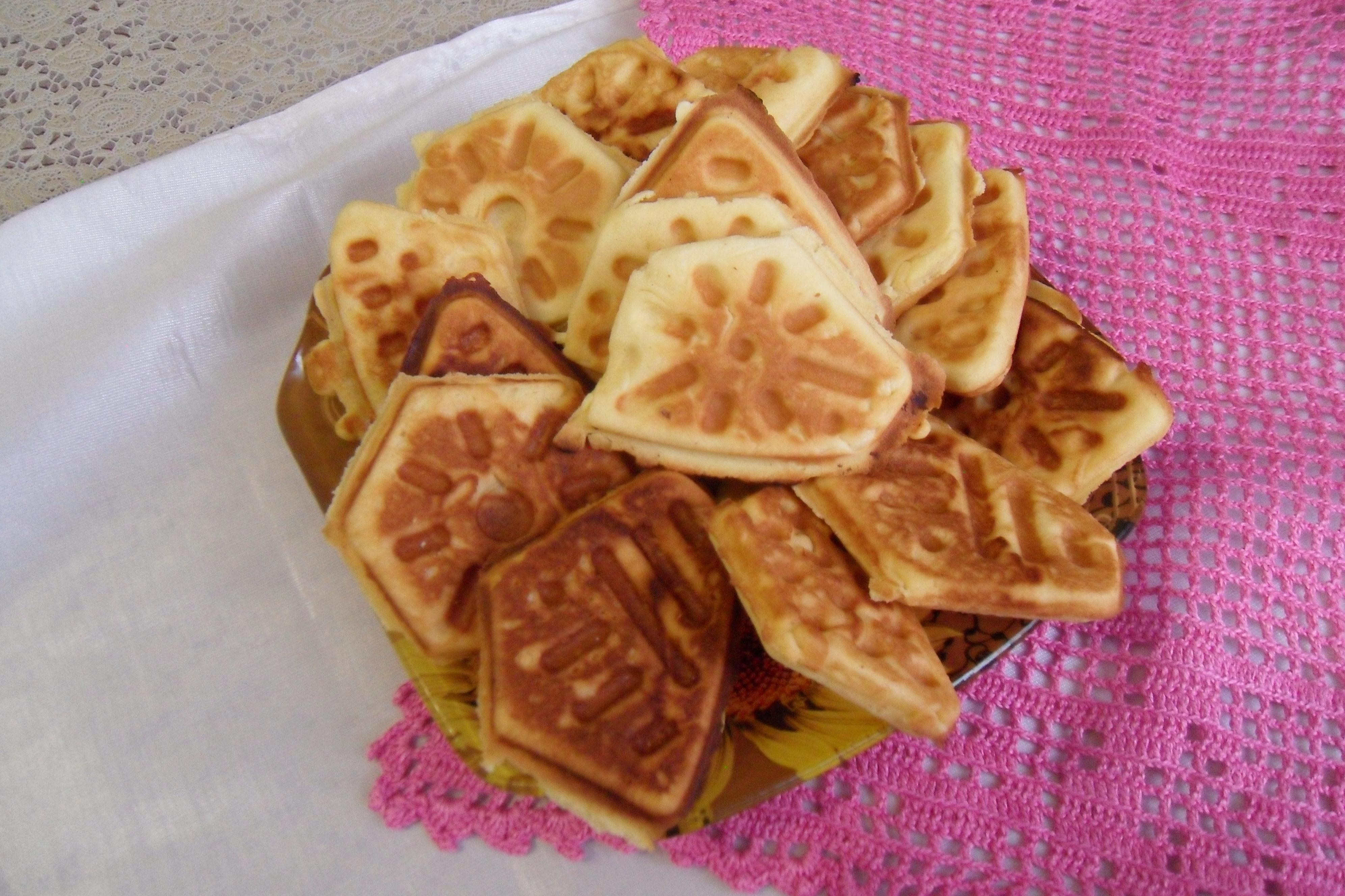 Вкусные печенья дома