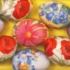 Пасхальные яйца с декупажем