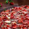 Сладкая пицца рецепт для дома