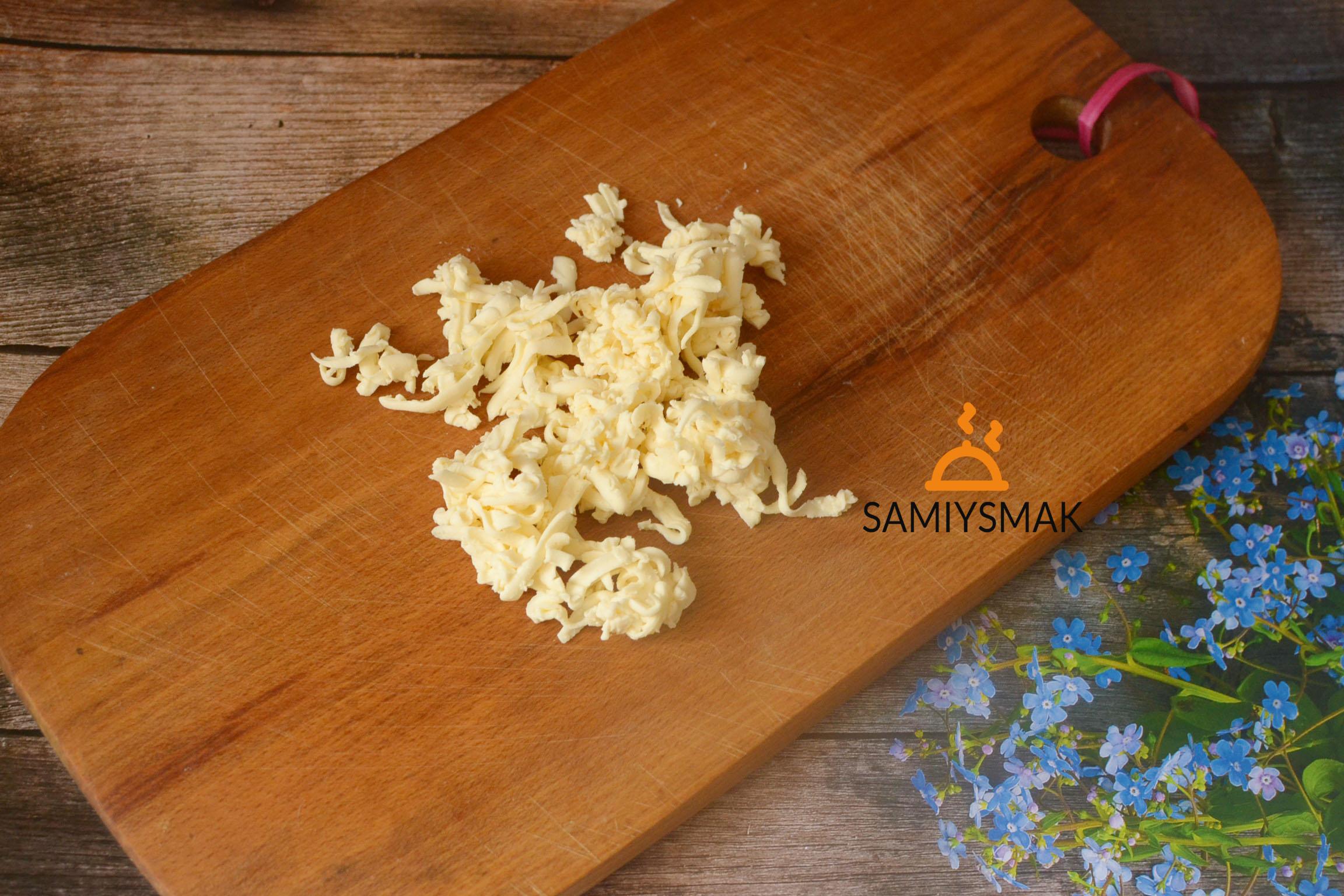 Сыр плавленый для салата