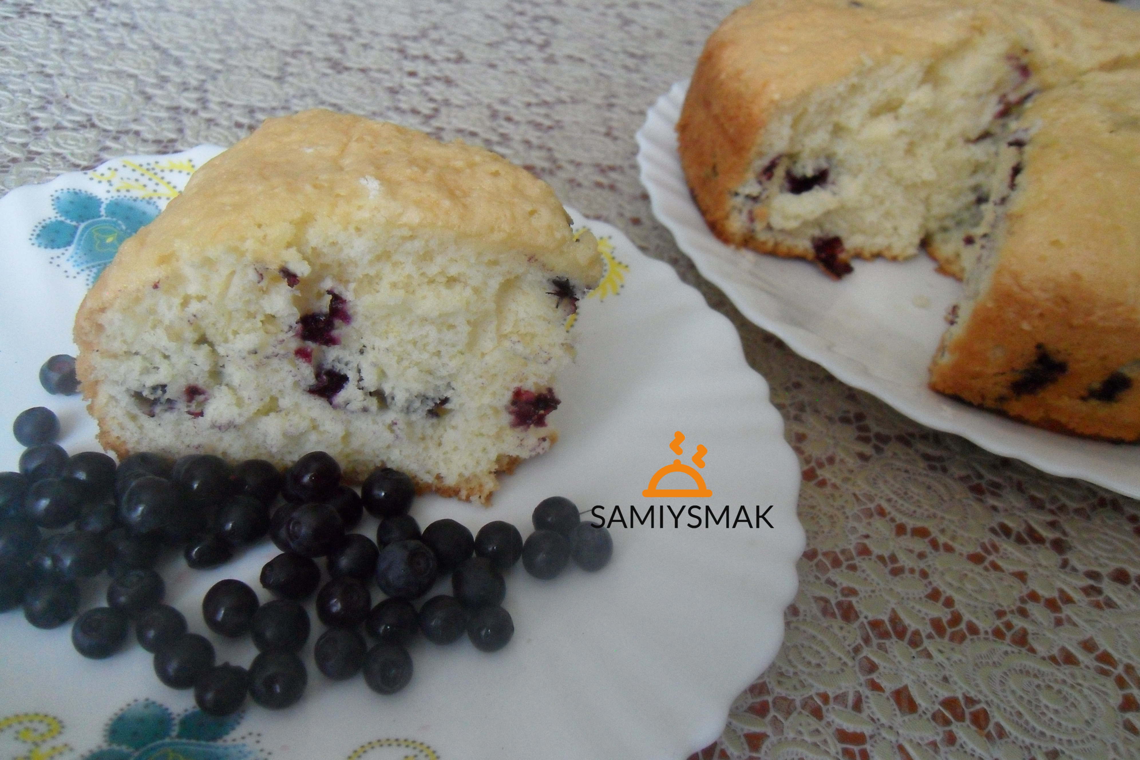 Ссылка на вкусный бисквитный пирог
