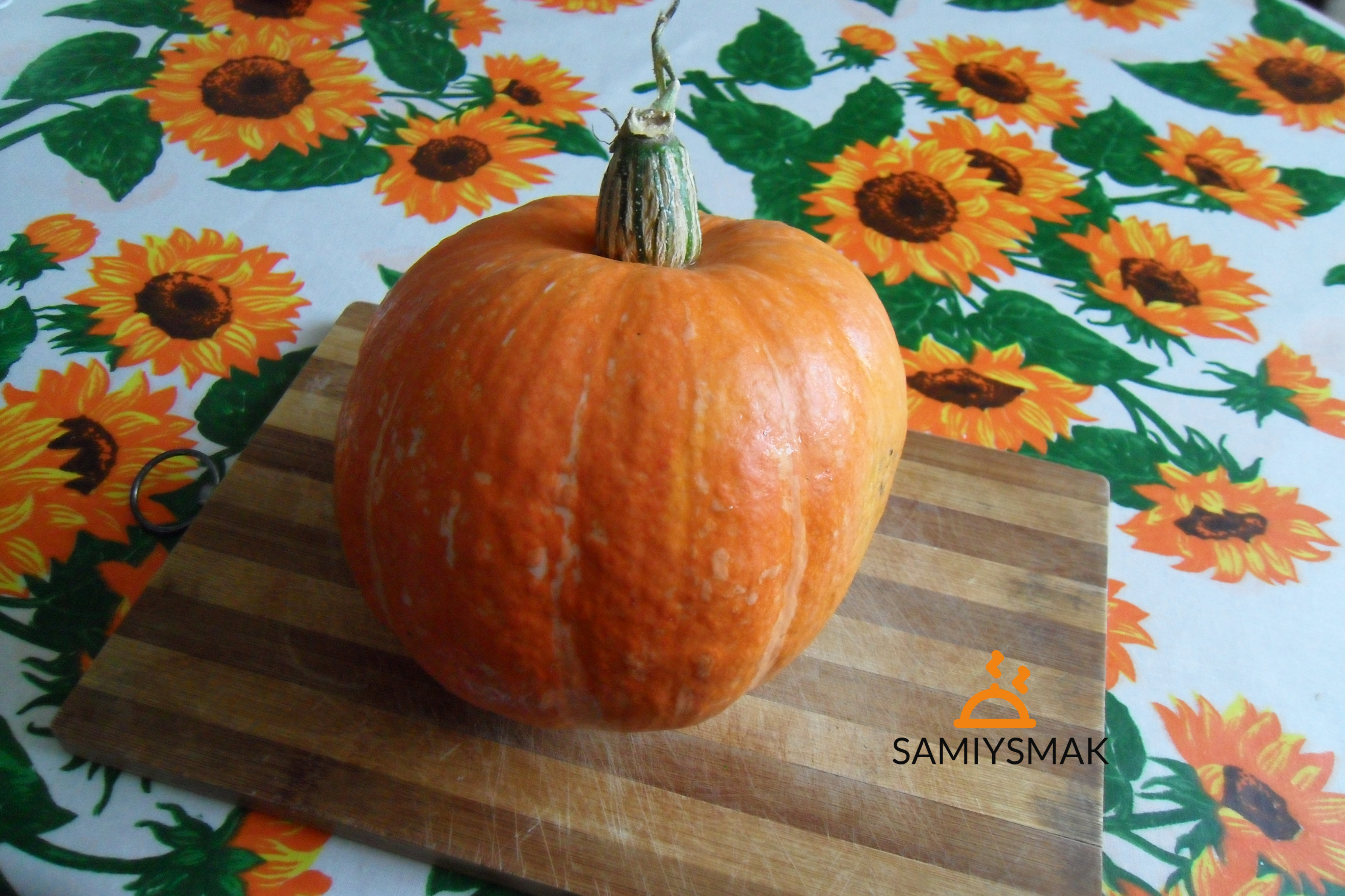 Осенняя тыква для пирожков