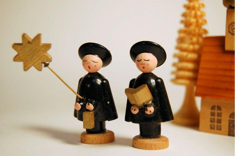 Колядовать на Рождество