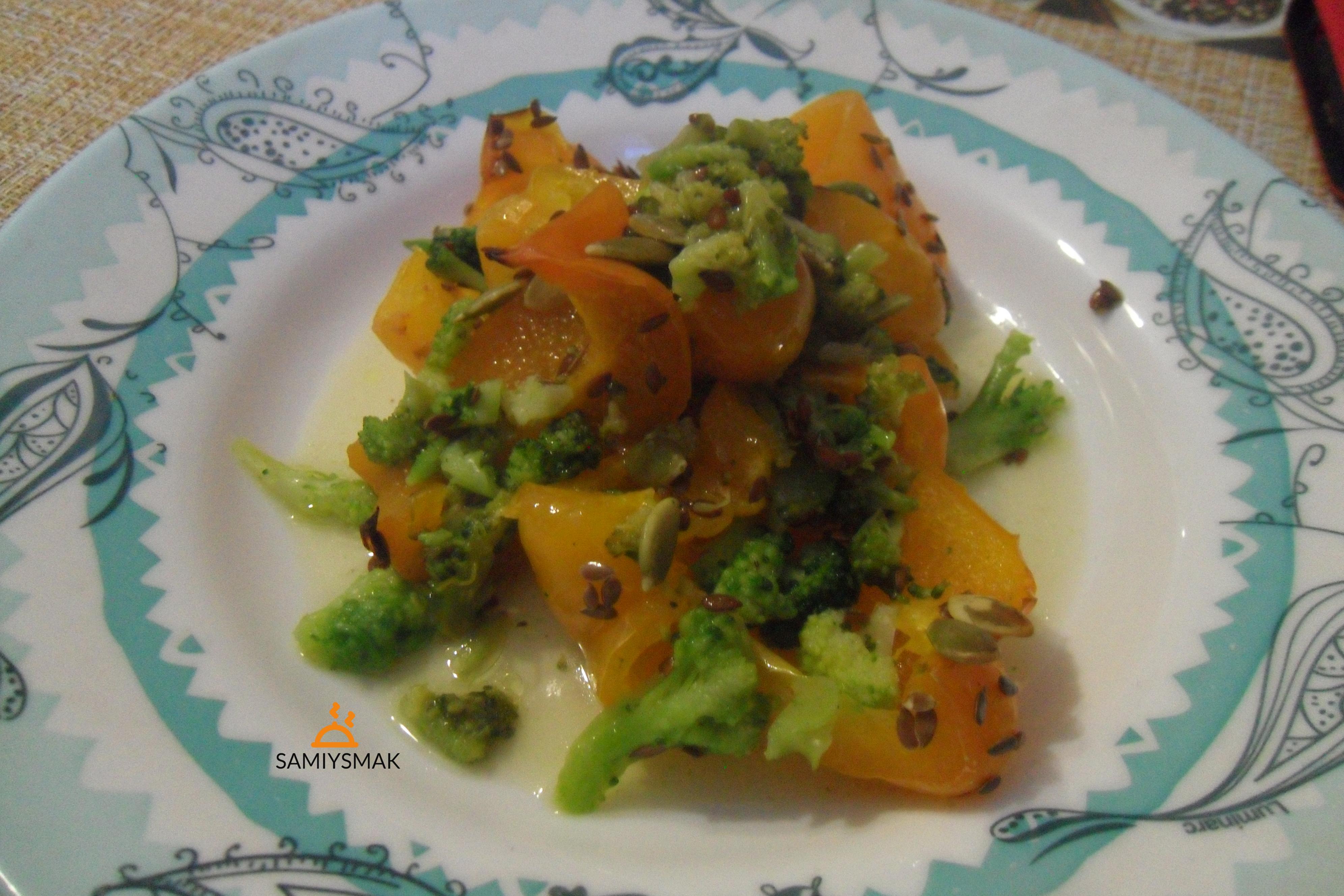 Брокколи вкусная на сковороде