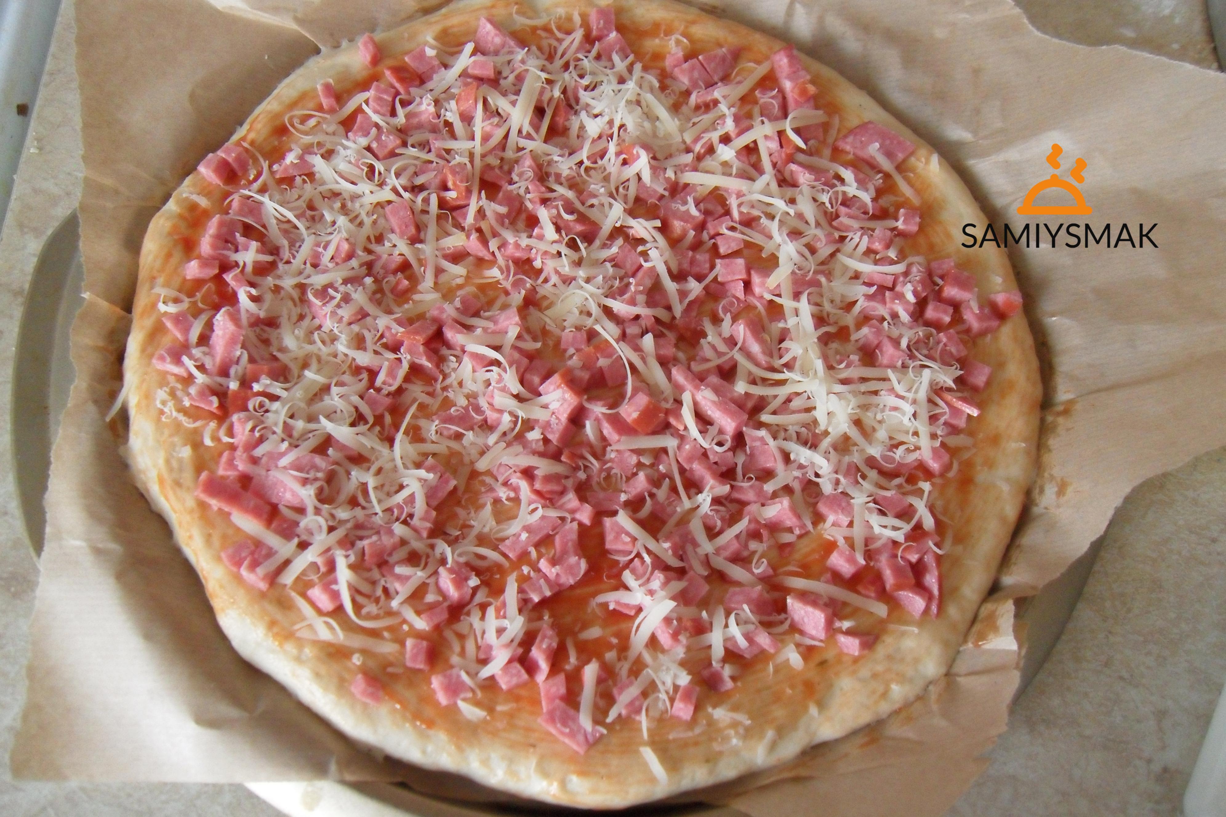 Начинка для пиццы дрожжевой
