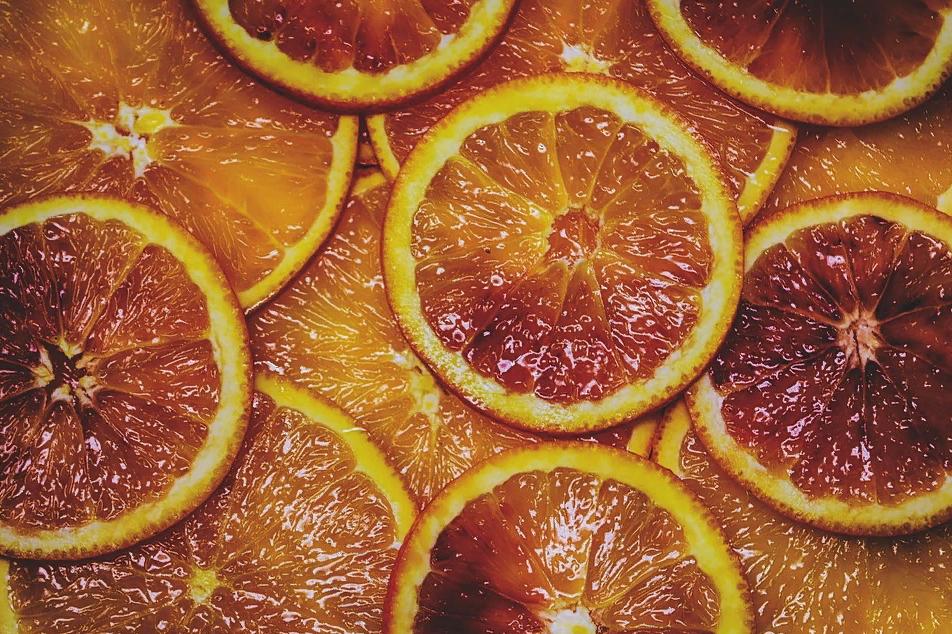 Чипсы из апельсина на сушилке